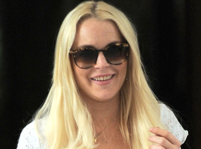 Lindsay Lohan : elle copie Pippa Middleton sans retenue !