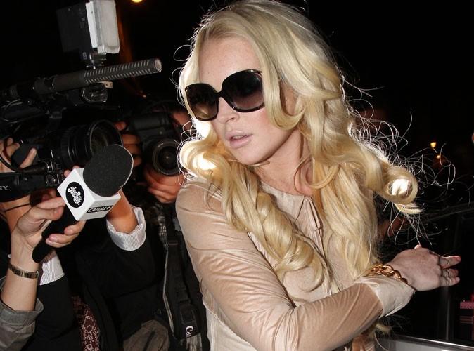 Lindsay Lohan : elle doit près de 100 000 dollars aux impôts !