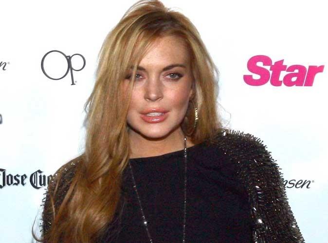 Lindsay Lohan : elle joue les divas sur le tournage de Glee !