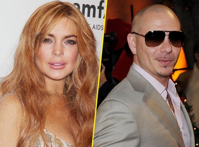 Lindsay Lohan : elle perd son procès contre Pitbull !