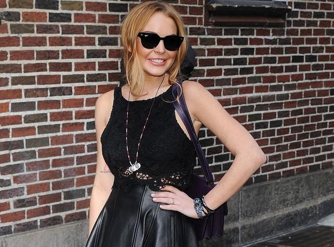 Lindsay Lohan : elle prend enfin la rehab au sérieux !