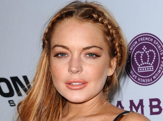 Lindsay Lohan : elle refuse d'embrasser Charlie Sheen à cause de son passé de séducteur !