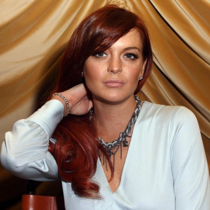 Lindsay Lohan : elle s'enfilerait deux bouteilles de vodka par jour !