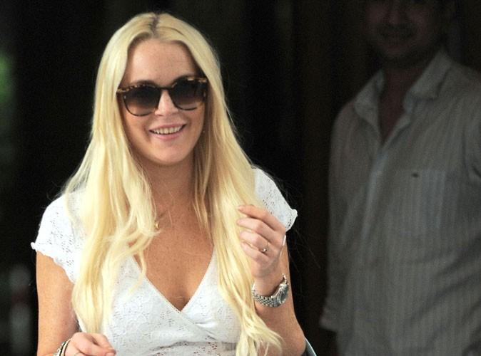 Lindsay Lohan : elle se fait tatouer une chanson de Billy Joel…