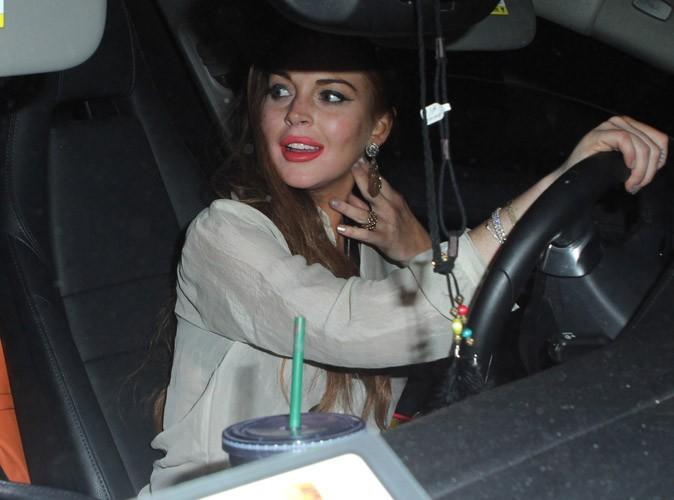 Lindsay Lohan : elle vient (encore) d'être arrêtée !