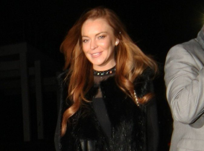 Lindsay Lohan emménage avec Egor Tarabasov!