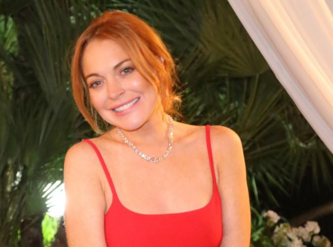 Lindsay Lohan : en couple avec un riche homme d'affaires !