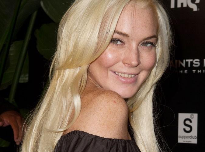Lindsay Lohan : en lice pour incarner Elizabeth Taylor !