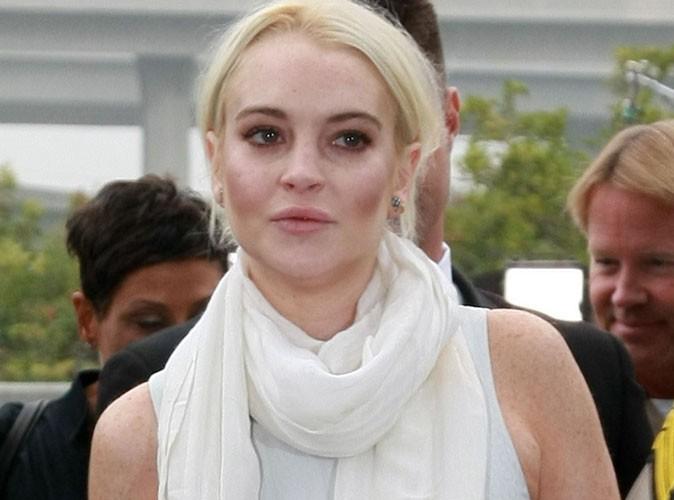 Lindsay Lohan : en offrant des cupcakes, elle voulait seulement bien faire…