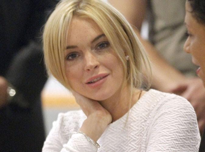 Lindsay Lohan en plein film d'horreur ?