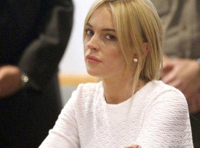 Lindsay Lohan : et hop, direct en prison !