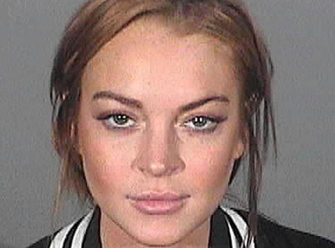 Lindsay Lohan : et un mug shot de plus, un !