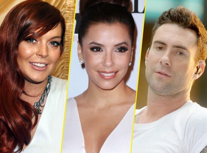 Lindsay Lohan, Eva Longoria, Adam Levine… : découvrez les réactions des stars au débat Obama/Romney !