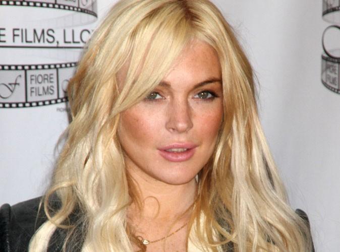 """Lindsay Lohan : """"J'ai fait des erreurs, je le reconnais"""""""