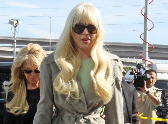 Lindsay Lohan : la juge lui recommande d'arrêter de sortir en boite et de bosser !