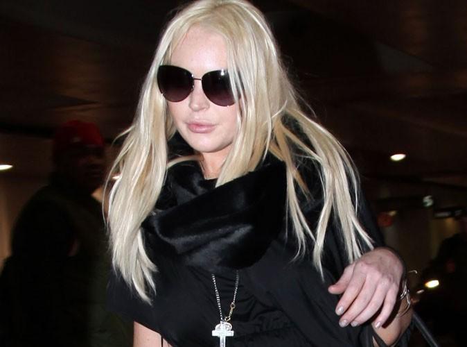 Lindsay Lohan : le numéro de Playboy dans lequel elle pose nue ne se vend pas !