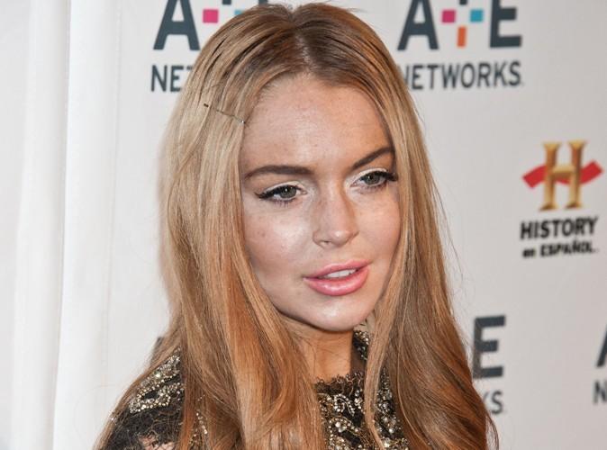 Lindsay Lohan : les premières images de la starlette sur le tournage du biopic d'Elizabeth Taylor ...