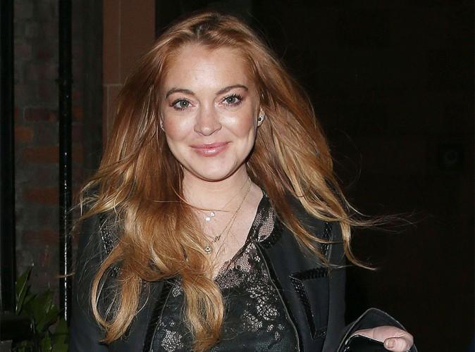 Lindsay Lohan : libérée, délivrée !