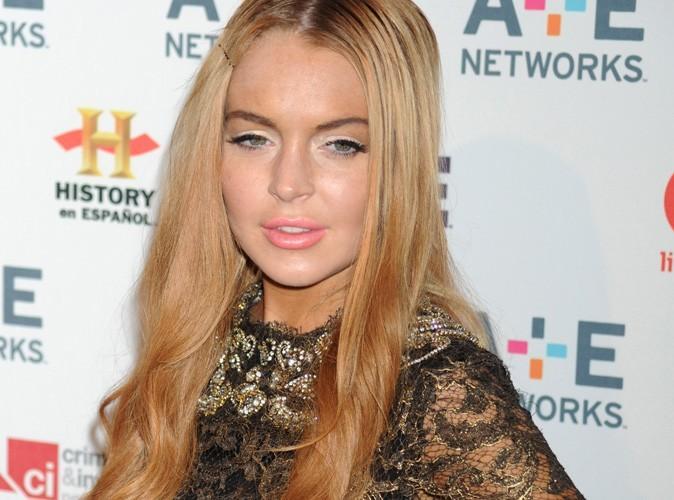 Lindsay Lohan : pas contente du casting de son téléfilm, elle fait un caprice !