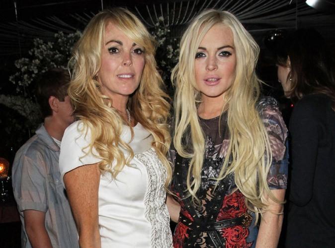 Lindsay Lohan : violente altercation avec sa mère...
