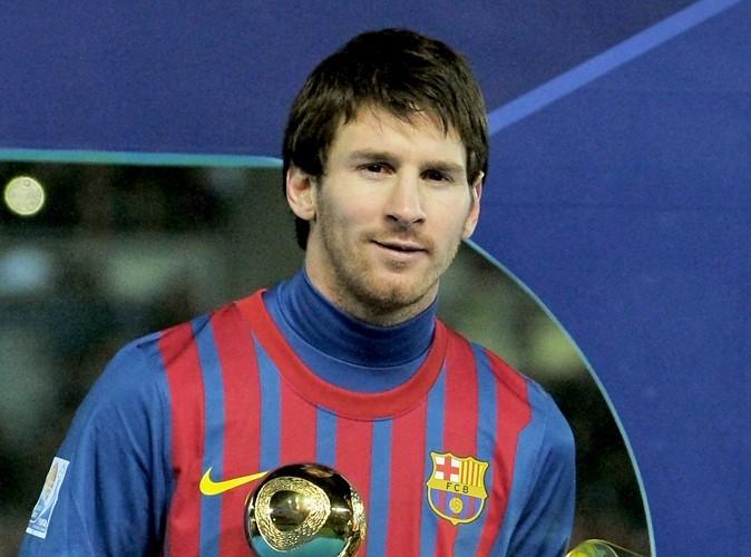 Lionel Messi : élu Ballon d'Or 2011 !
