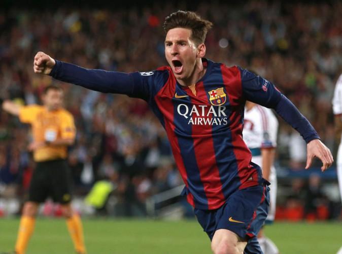 Lionel Messi élu meilleur joueur européen, il nargue son rival Cristiano Ronaldo!