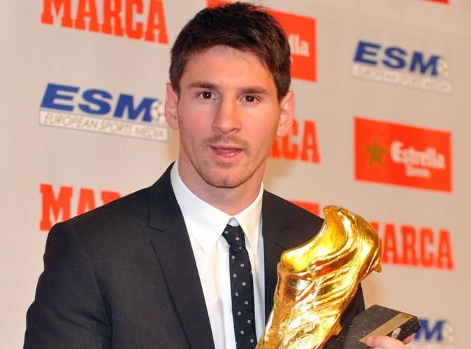 Lionel Messi : le footballeur, papa d'un petit Thiago !