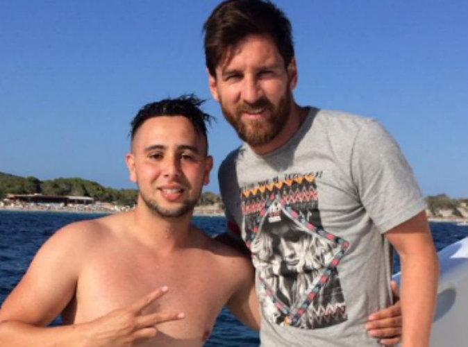 Lionel Messi : un fan nage 1 km pour le rejoindre sur son yacht, sa réaction est magique !