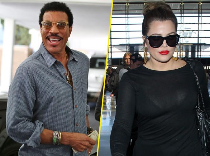 """Lionel Richie : """"Non, je ne suis pas le père de Khloé Kardashian"""" !"""