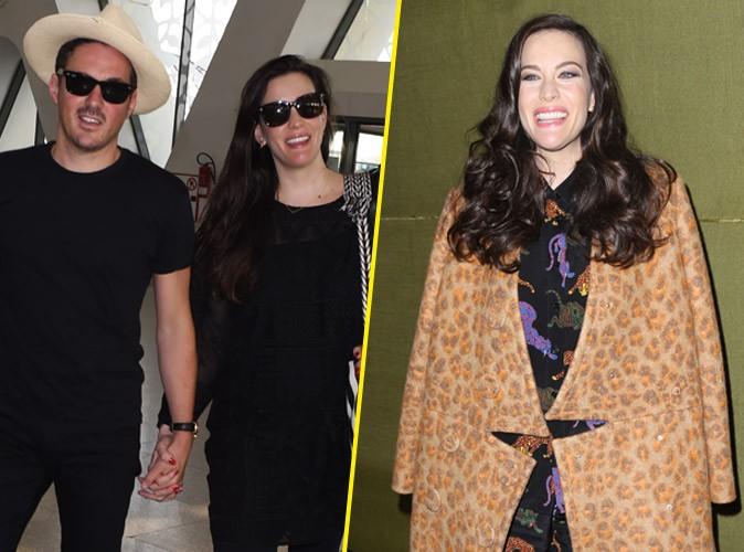 Liv Tyler fianc�e en secret avec le meilleur ami de David Beckham !