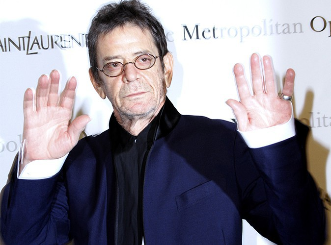 Lou Reed : Steven Tyler, Justin Timberlake ou encore Rose McGowan ... Les stars lui rendent hommage sur Twitter !