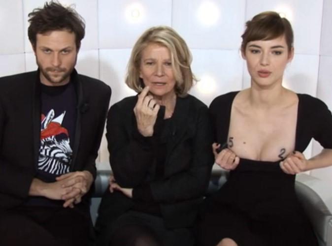 Louise Bourgoin : seins nus pour son retour sur Canal+ !