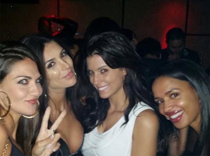 Ludivine Sagna et Anara Atanes : retrouvailles des sexy BFF pour festoyer à Londres !