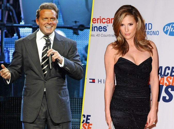 Luis Miguel, l'ex de Mariah Carey, et l'actrice Daisy Fuentes vont être parents !