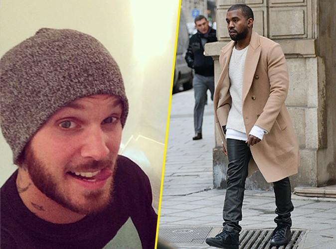 M. Pokora : absolument fan de Kanye West !