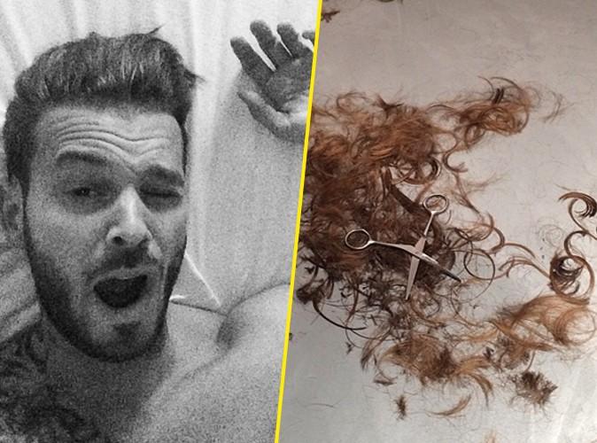 M. Pokora : fini les cheveux longs !