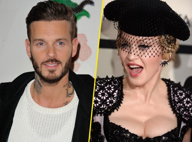 M. Pokora : le chanteur a vomi avec... Madonna !