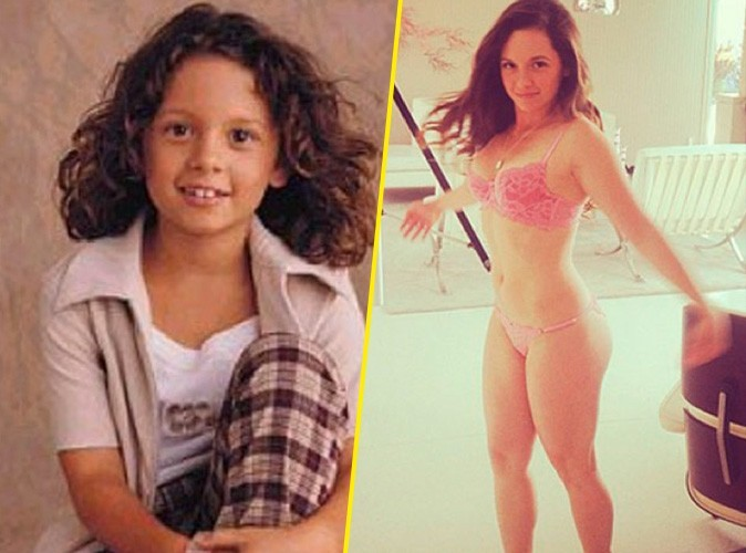 Mackenzie Rosman alias Rosie Camden de 7 à la maison a bien grandi !