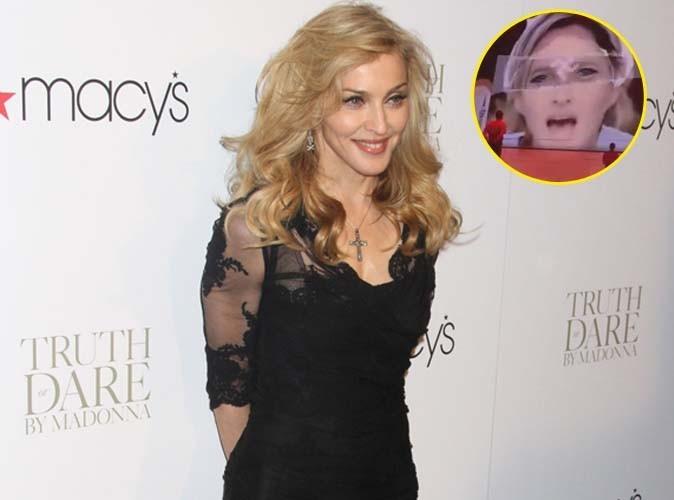 Madonna : après le scandale de la vidéo de sa tournée, Marine Le Pen l'attend de pieds fermes en France !