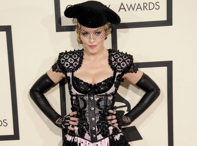 Madonna : au Grand Journal le...