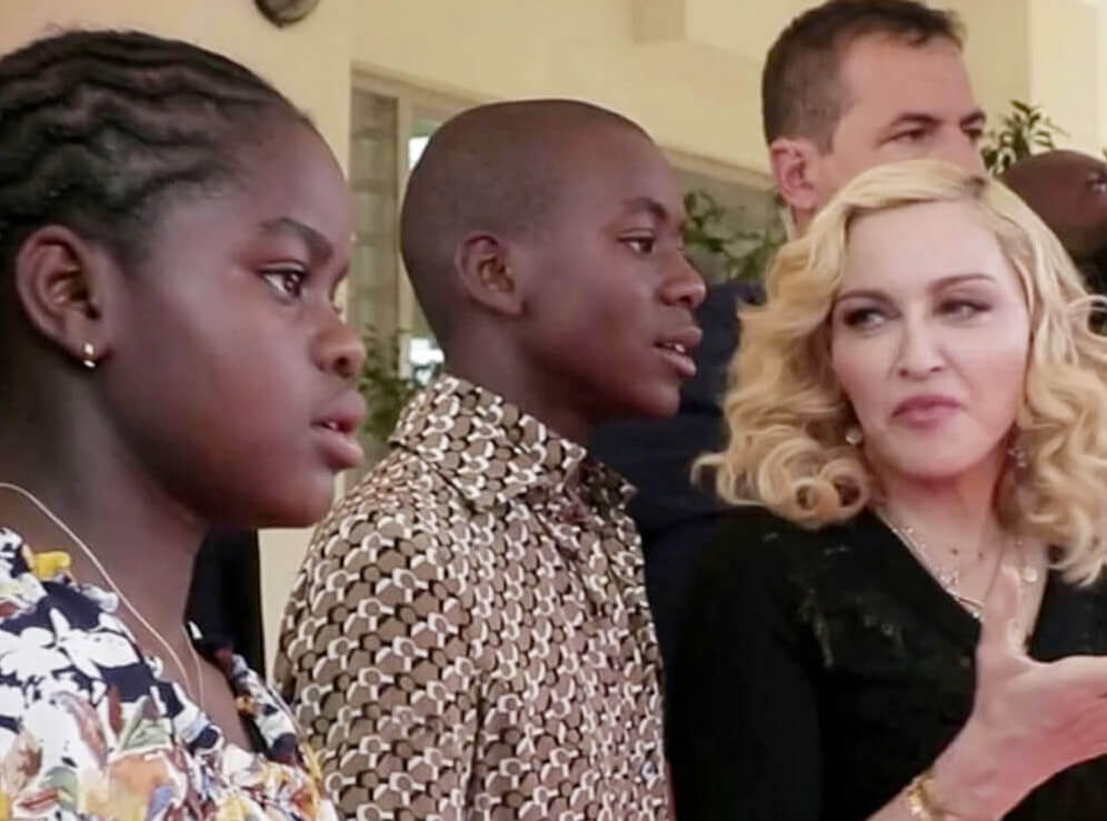 Madonna : Au Malawi, elle inaugure un l'hôpital pour enfants qui porte le nom de sa fille