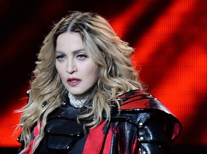 Madonna dépitée : son fils Rocco restera chez son père jusqu'à la fin du procès