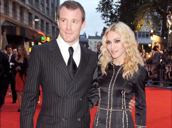 Madonna : elle compare sa relation avec Guy Ritchie à de la prison !
