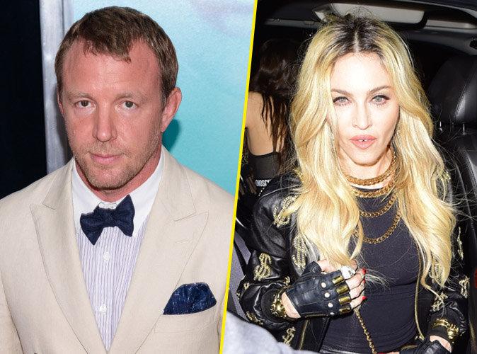 Madonna : elle insulte violemment son ex mari Guy Ritchie en plein concert !