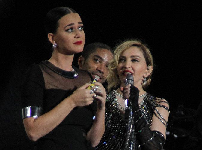 Madonna : elle partage un twerk très chaud avec Katy Perry !