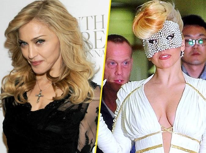Madonna : elle va se venger de Lady Gaga sur sa nouvelle tournée !