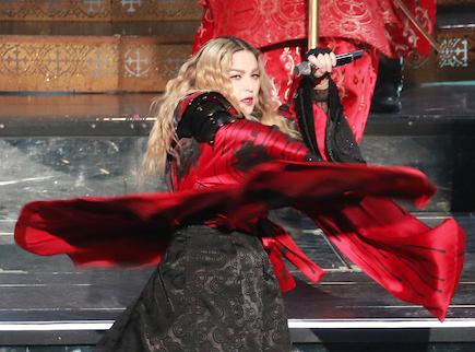 Madonna : en plein burn-out, elle clashe les New-yorkais !