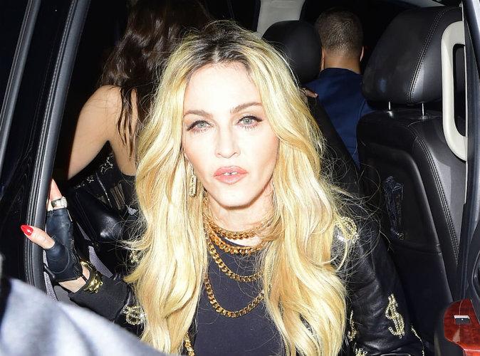 Madonna engage un détective privé pour retirer la garde de Rocco à son ex !
