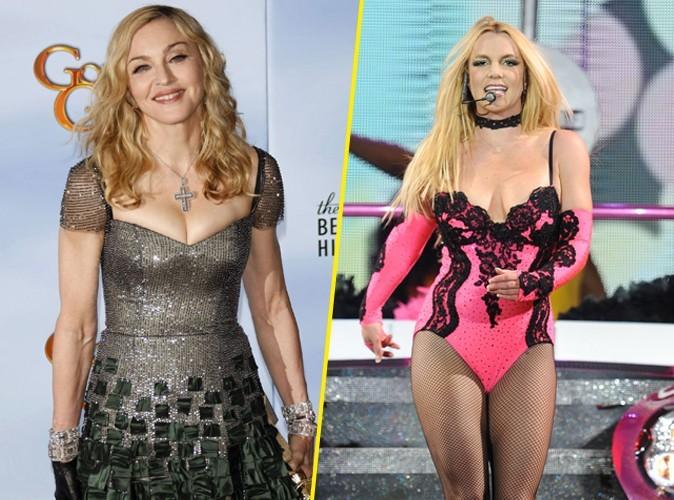 Madonna et Britney Spears : une nouvelle collaboration en vue ?