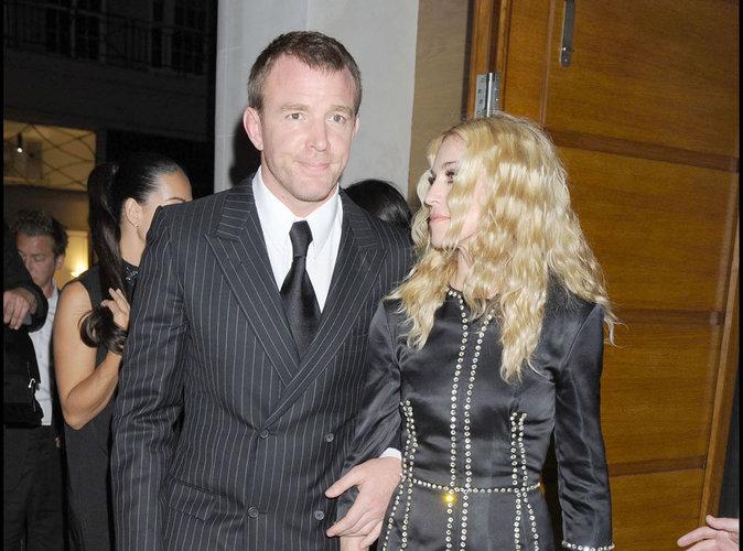 Madonna et Guy Ritchie : la guerre pour la garde de leur fils Rocco fait rage !
